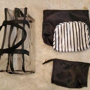4 Piece Sonia Kashuk Toiletry Travel Bag Set